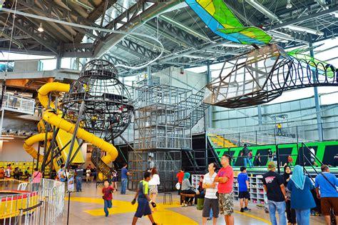 theme park kuala lumpur district 21 kuala lumpur indoor adventure theme park in