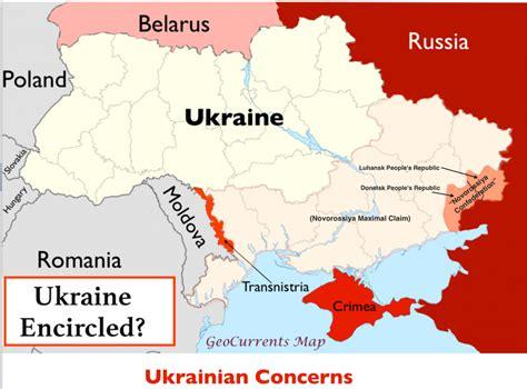 map of russia in 2015 russia ukraine and caucasus geocurrents