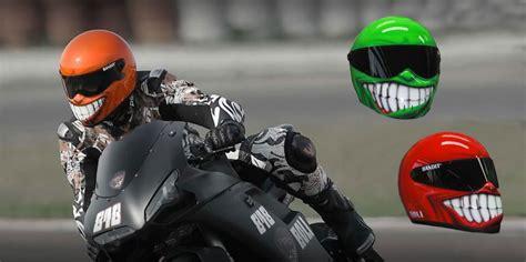 Helm Bekleben Aufkleber by Gef 228 Hrlicher Leichtsinn Motorradhelme Nicht Selbst