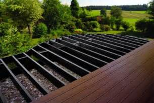 Patio Drains Deck Framing Under Deck Drainage Systems Trex