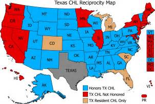 Virginia Concealed Carry Reciprocity Map by Concealed Carry Reciprocity Newhairstylesformen2014 Com