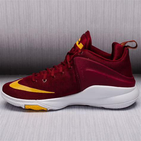 cavs shoes nike zoom witness cavaliers basketball shoes basketball