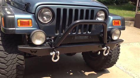 1999 Jeep Wrangler Bumpers My 1999 Jeep Wrangler