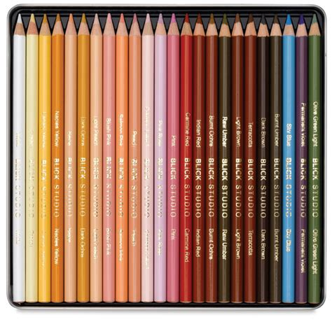 blick colored pencils 22063 1249 blick studio artists colored pencils and