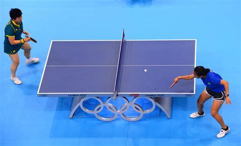 tennis da tavolo tennis da tavolo piccola racchetta grande impegno