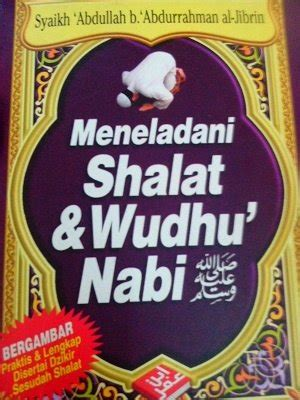 Buku Murah Meneladani Shalat Wudhu Nabi jual meneladani shalat dan wudhu nabi buku saku syaikh