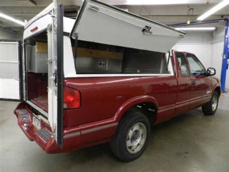 purchase used 1995 gmc sonoma 100 electric sls 2 door pickup truck in westminster colorado