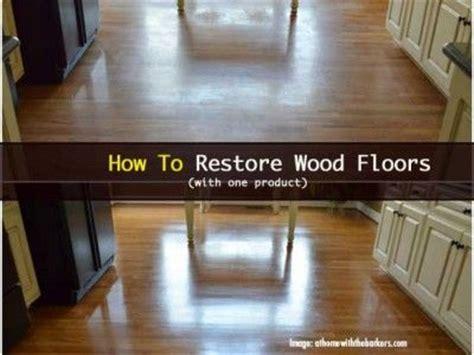woodfloors 021414 how to restore wood floors homemaking