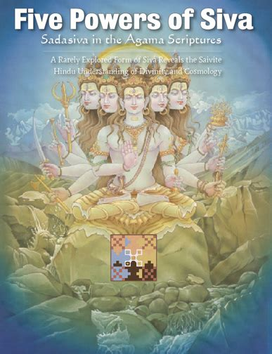 theology the god of two trillion galaxies books five powers of siva five powers of siva