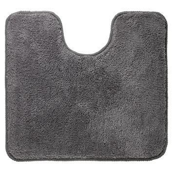 wc mat gamma gamma sealskin wc mat angora grijs angora 60x55 cm kopen
