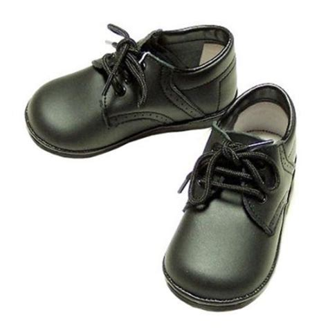 black shoes for baby infant baby boys size 4 black classic saddle style dress
