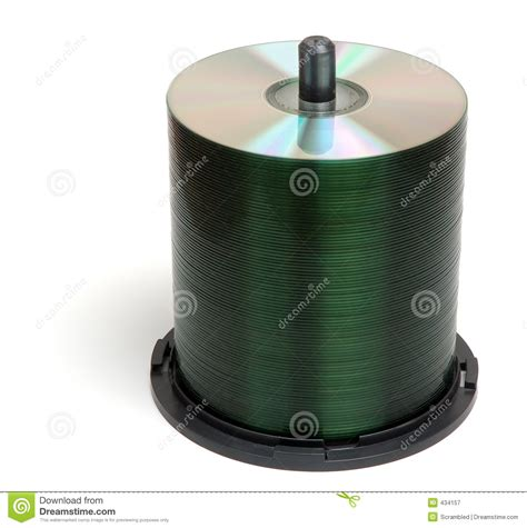 cd stack royalty free stock photography image 434157