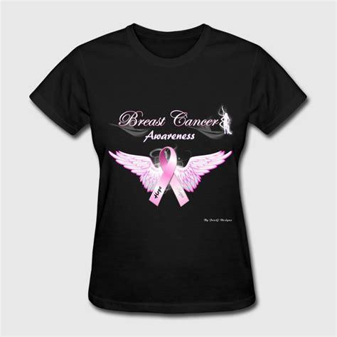 design a shirt for breast cancer breast cancer awareness shirt t shirt spreadshirt