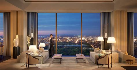 New York Apartments Floor Plans interior renderings for shop s 111 west 57th street tower