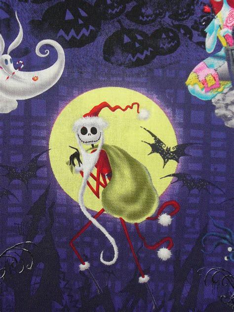zero nightmare before christmas sewing pattern nightmare before christmas fabric 6 fat quarters jack