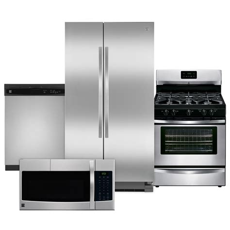 4 piece kitchen appliance package stainless steel kitchen amusing 4 piece stainless steel kitchen appliance