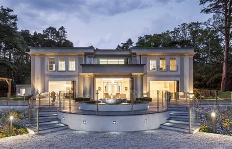 Home House 163 18 Million Newly Built 16 000 Square Foot Mansion In