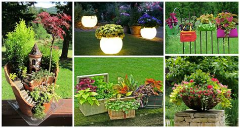 Unique Garden Decor 15 Unique Decor That Will Beautify Your Garden Top Inspirations
