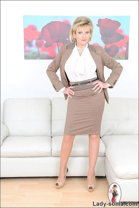 lady sonia in tiny dress business suit boss sexy 4 pinterest business suits