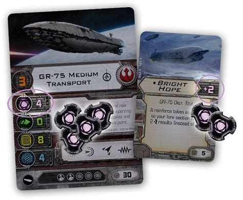x wing upgrade card template rebel transport for x wing miniatures now available