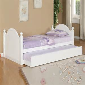 Daybed With Trundle Bed White Daybed With Trundle Bukit
