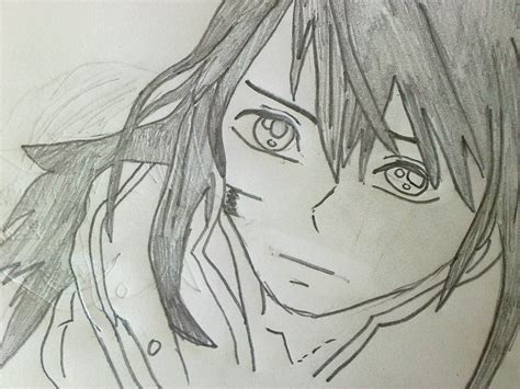 Anime Sketches by My Drawing 2 Anime Boy Anniewannie Photo 33229549