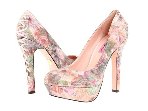 flower shoes with heels four floral high heels say it with flowers high heels daily