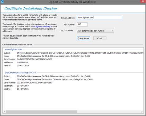 digicert ssl certificate csr creation microsoft exchange about the digicert certificate utility digicert com