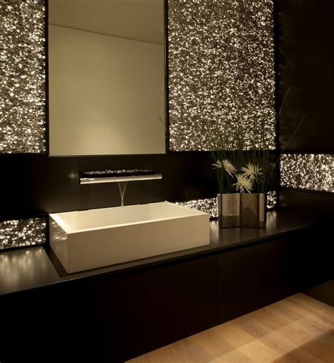 Glamorous Bathroom Ideas | glamorous bathroom decor interior design ideas