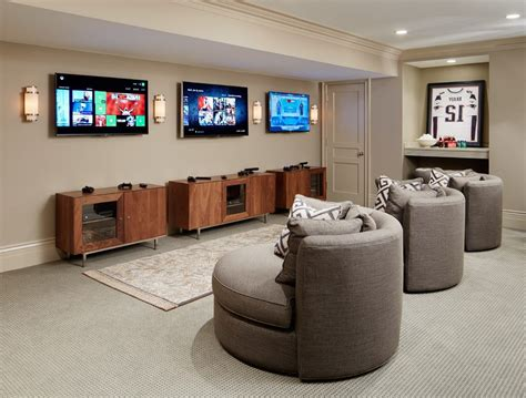 Kitchen Cabinets Minneapolis game room basement traditional with swivel chairs adhesive