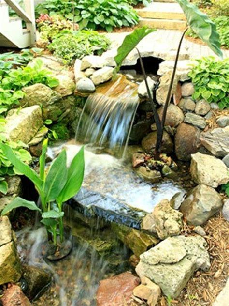 faire une fontaine de jardin cascade et fontaine de jardin 69 d 233 co pour les moments de relaxe archzine fr