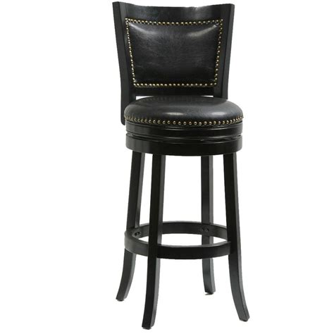 Stool In Term by Upc 852896425296 Bristol Swivel Bar Stool Black 29