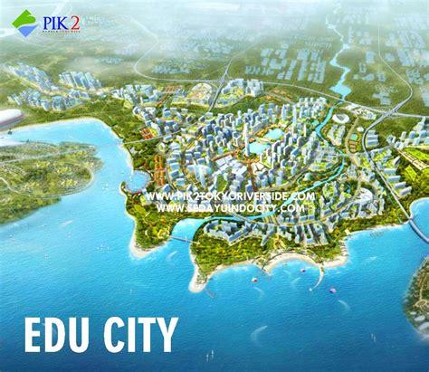 konsep pik pik  sedayu indo city official  agung