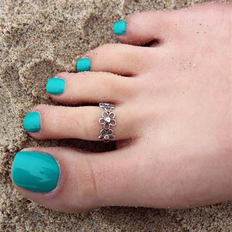 stylish toe ring designs 2014 for girls life n fashion