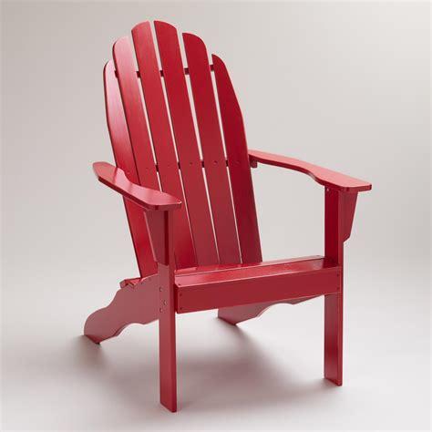 Adirondack Chairs World Market by Formula One Classic Adirondack Chair World Market