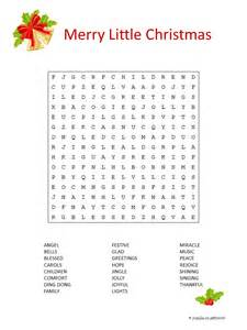 Christmas word search puzzles for adults printable christmas puzzles