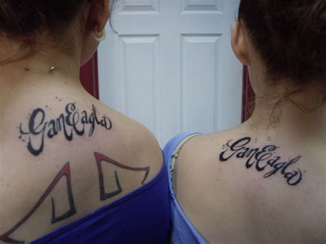 sisters matching tattoos matching back creativefan