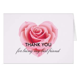 thanks for being my friend template cards thank you for being my friend cards zazzle