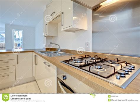 contemporary fitted kitchens modern fitted kitchen royalty free stock photos image