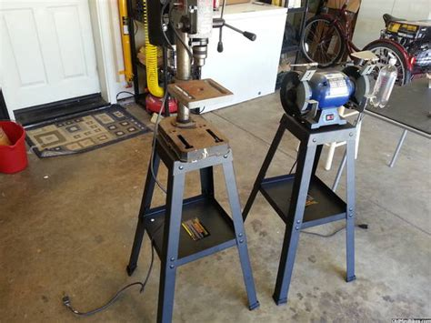 harbor freight bench grinder stand harbor freight bench grinder stands