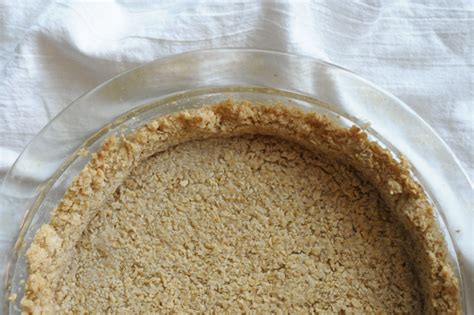 oatmeal cookie pie crust heather s dish