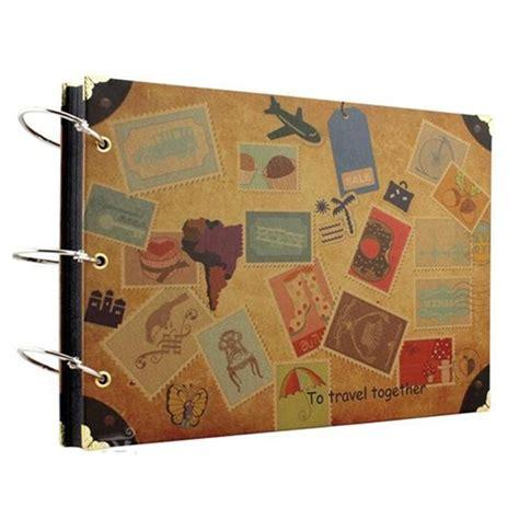 Popular Travel Scrapbook Album Buy Cheap Travel Scrapbook Album lots from China Travel Scrapbook