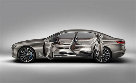 future bmw 7 series bmw vision future luxury concept 2014 beijing auto show