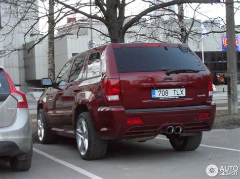 jeep grand 04 jeep grand srt 8 2005 4 avril 2016 autogespot