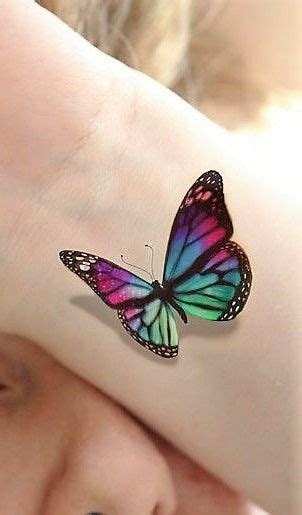 small 3d butterfly tattoos 3 d butterfly ideas hmm