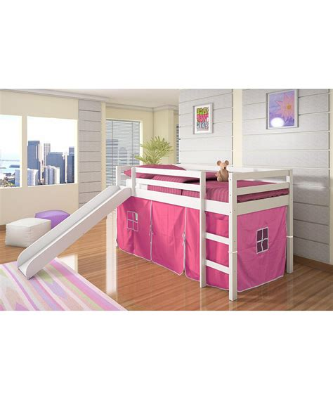 kids loft bed with slide loft beds for kids with slide loft bed design how to