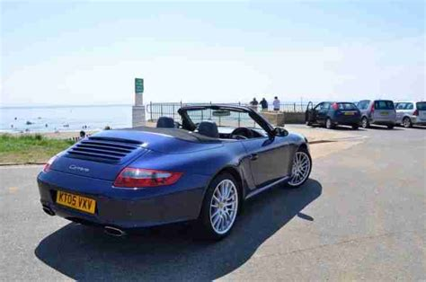 porsche convertible hardtop porsche 911 997 convertible with factory hardtop and