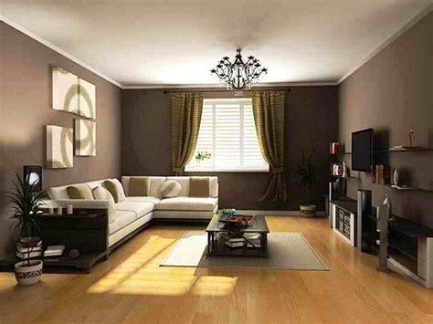 kombinasi warna cat dinding ruang tamu minimalis elegan