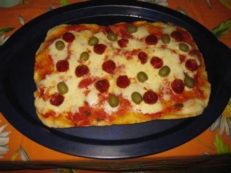 gusti pizza fatta in casa pizza fatta in casa le ricette di teresa