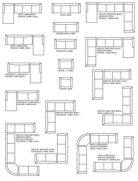 Corner cuddler sectional sofa, customizable large sectional